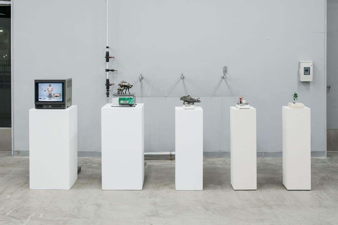 AGAIN-ST 第9回展 「BREAK/BREAKER シュート彫刻のありか」