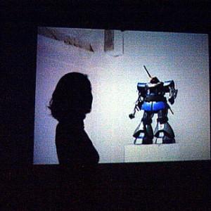 タムラサトル展 GALLERY IN THE BLUE