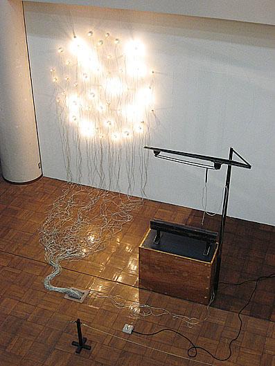 50の白熱灯のための接点 #2, 2009