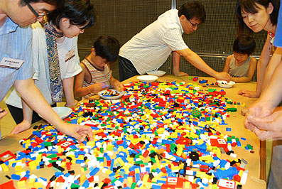 栃木県美術館(栃木) 2009.8.22