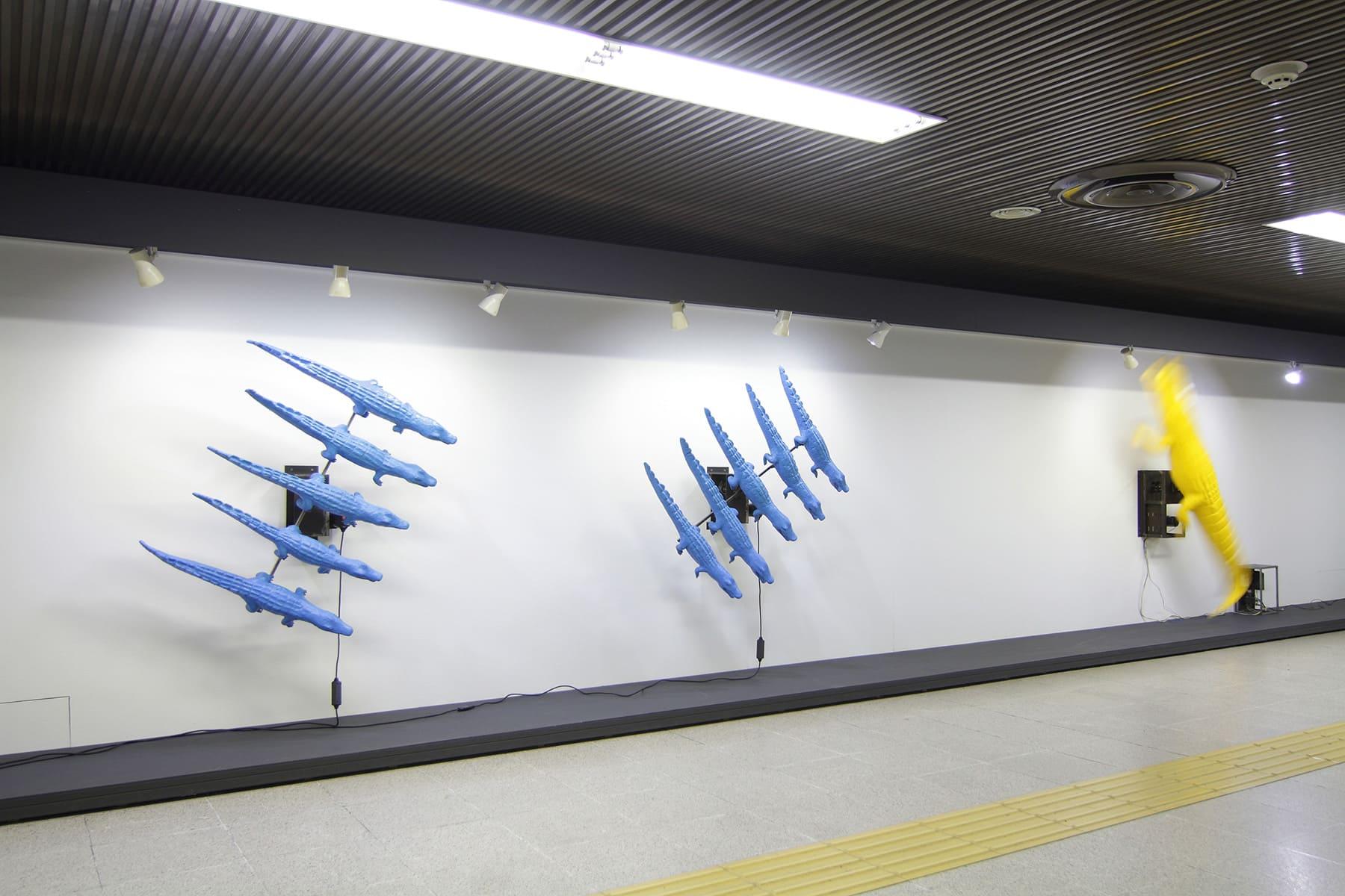 Excessive! -過剰化する表現- 500m美術館(北海道)