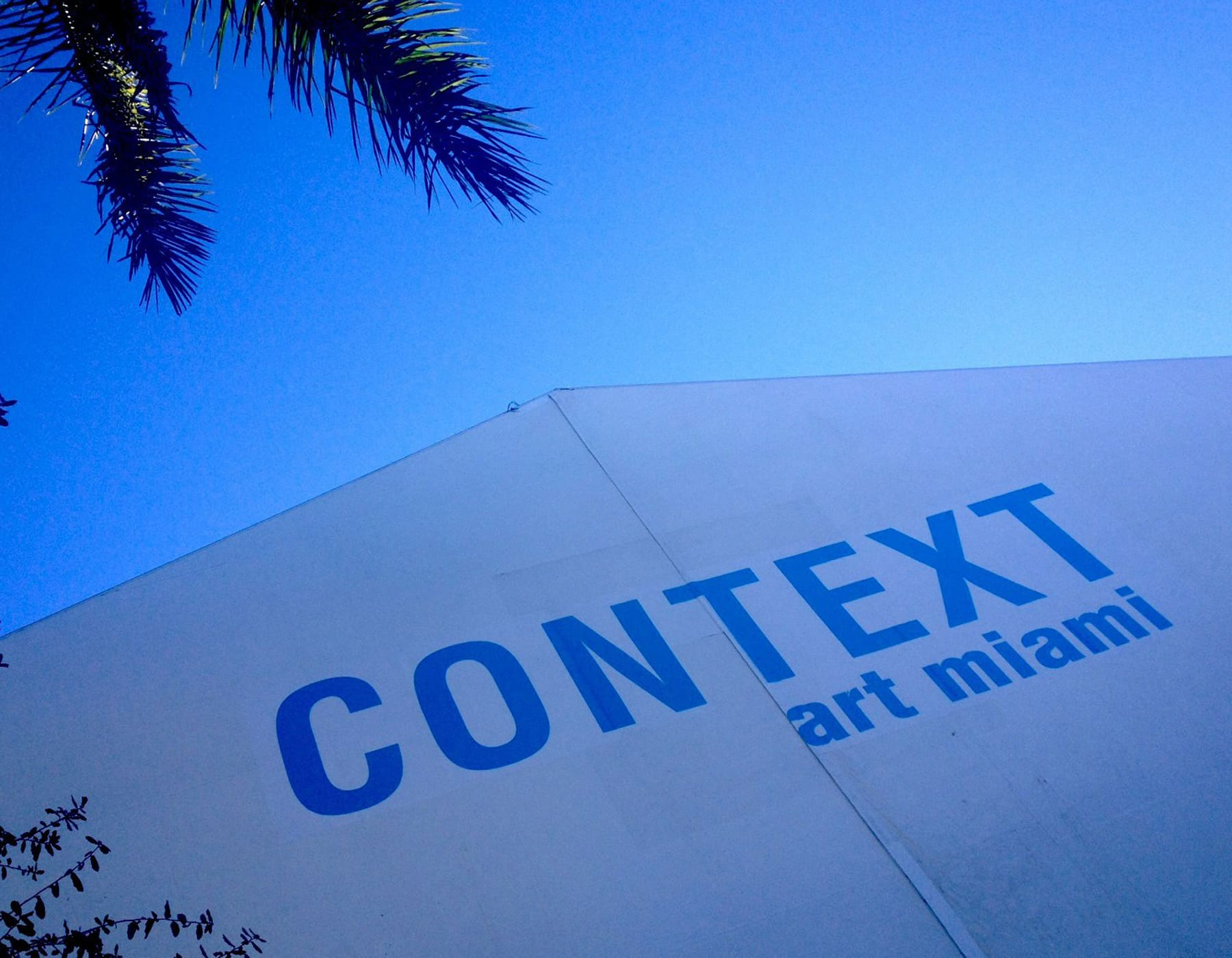 CONTEXT Art Miami 2014 Wynwood Arts District(Miami, U.S.A.)