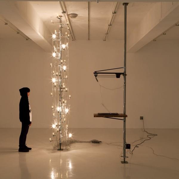 50の白熱灯のための接点 #3, 2012