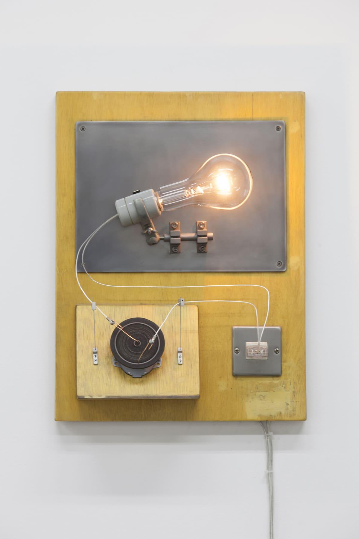 白熱灯のための接点 #3