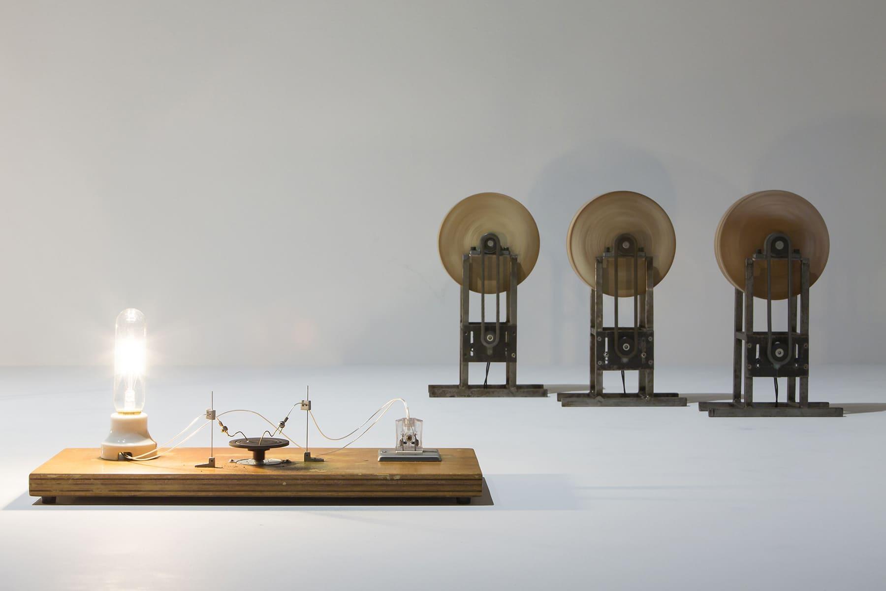 タムラサトル《真夏の遊園地》 栃木県立美術館(栃木)