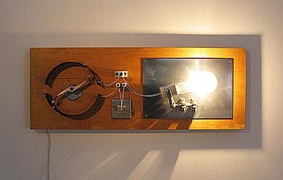 白熱灯のための接点#4