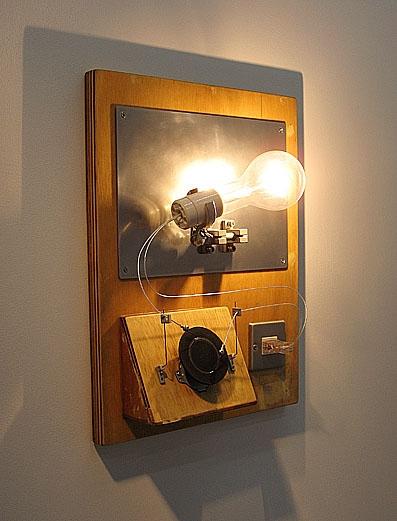 白熱灯のための接点#7